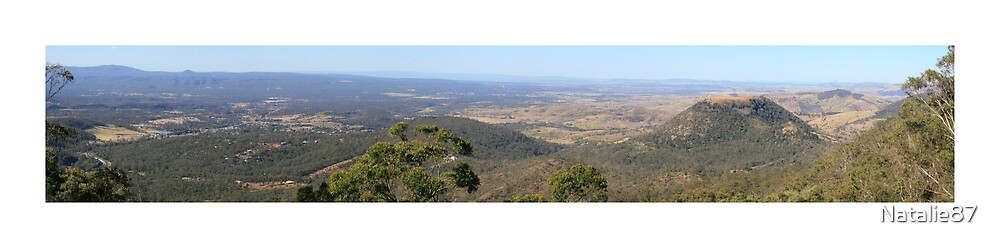 Panoramic 3 - Picnic Point Toowoomba by Natalie87