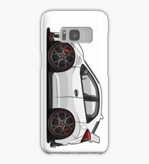 Honda Civic Type-R FK2 White Samsung Galaxy Case/Skin