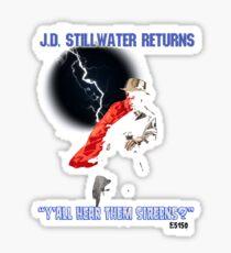 Y'all Hear Them Sireens? Sticker
