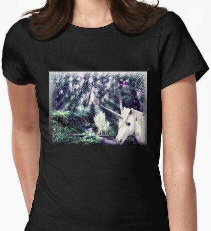 unicorn tee plain T-Shirt