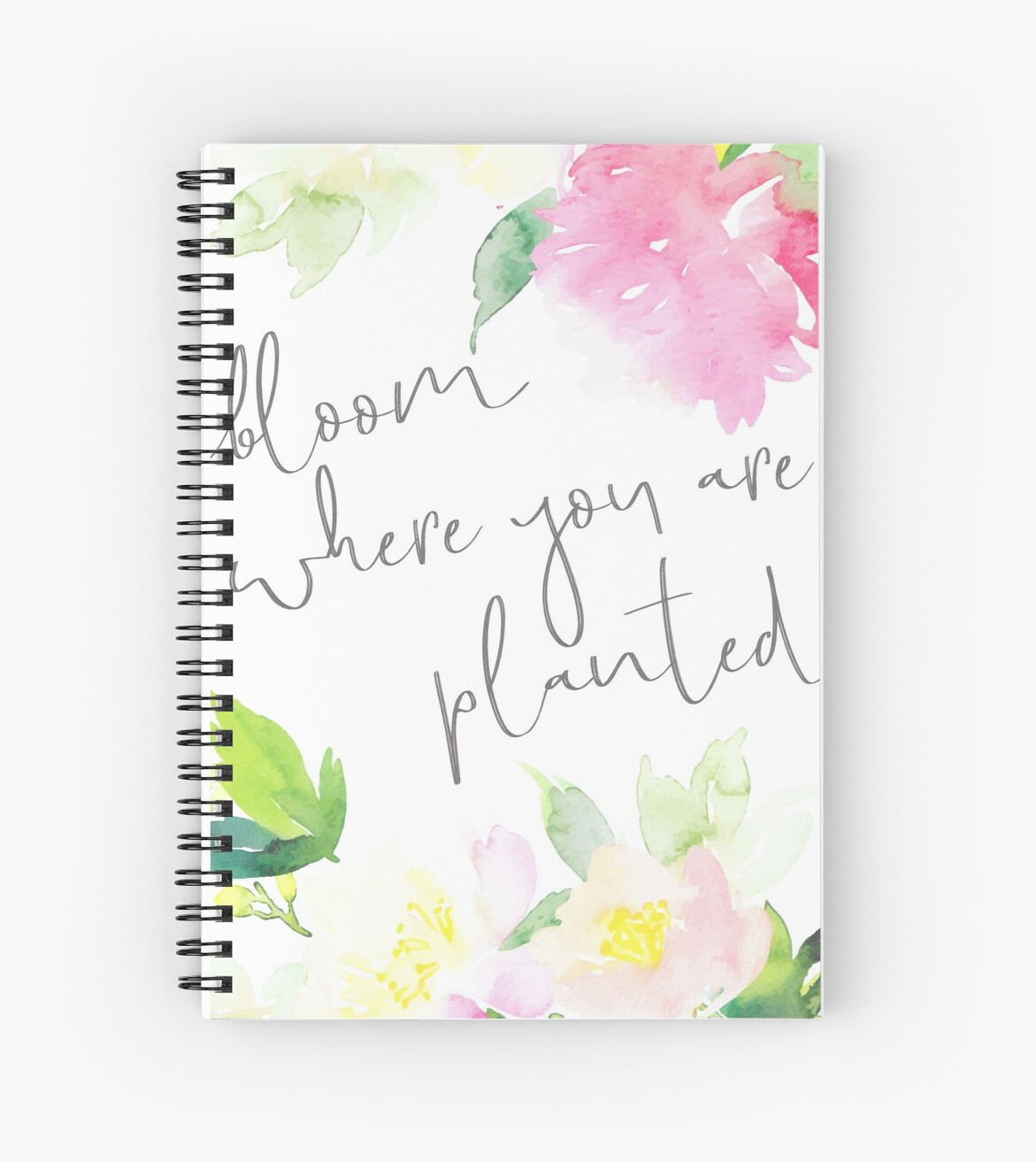 Bloom Where You Are Planted - Floral by Amylou Doherty