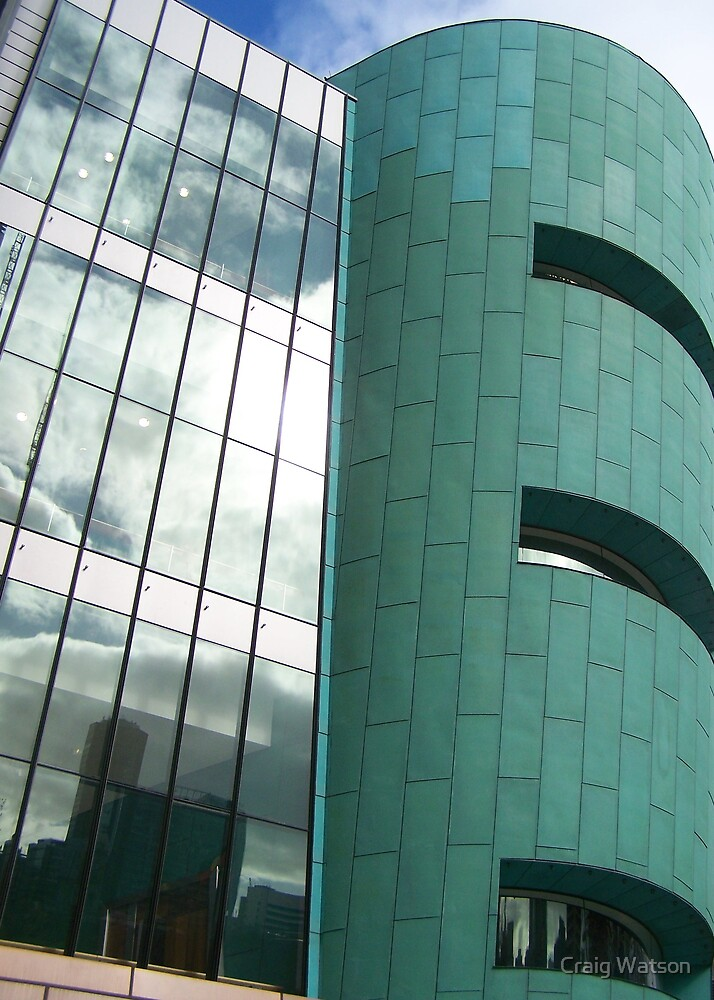 A Reflection or Two with Angles and Curves by Craig Watson