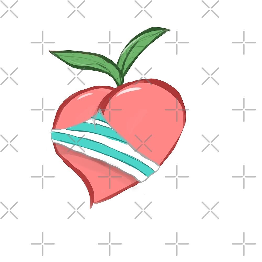 Peachy Pantsu by Zummy