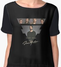 Tokio Hotel Logo (Tom) Women's Chiffon Top