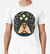 Harvester von Gold Männer Premium T-Shirts