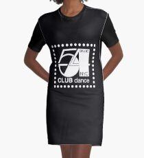 Studio 54 Club Dance NYC  Graphic T-Shirt Dress
