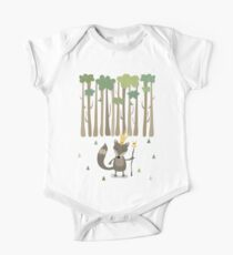 The King of the Wood One Piece - Short Sleeve