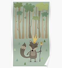 The King of the Wood Poster