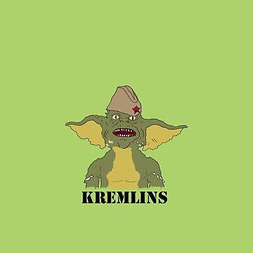 Kremlins by Fantasticbrick