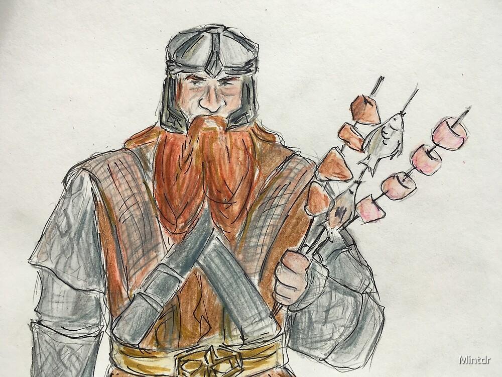 Dwarf  by Mintdr
