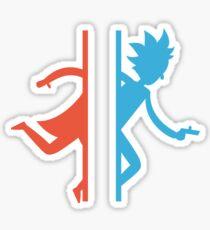 Rick Portal Sticker
