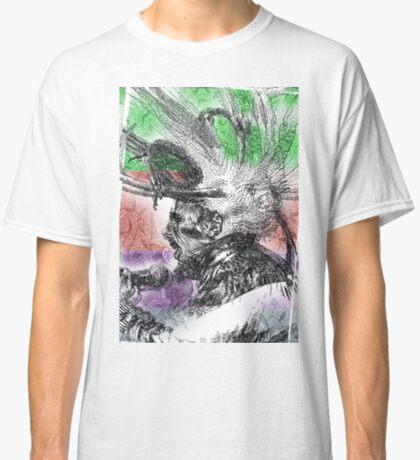 Bob Marley reggae  the wailers singer musician Classic T-Shirt