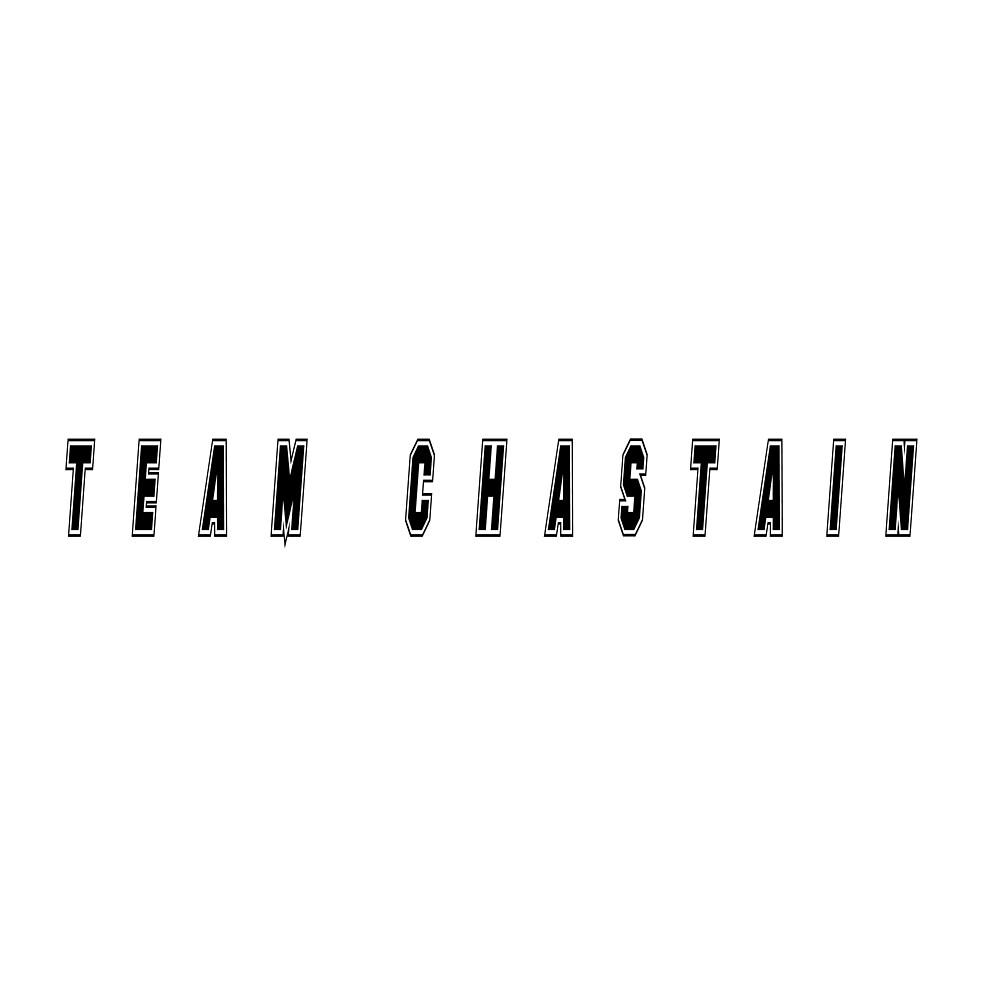 Team Chastain by Sam Preston