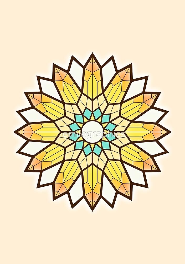 Sunflower by emilegraphics