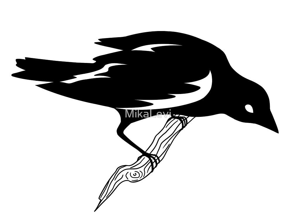 Crow by MikaLevi
