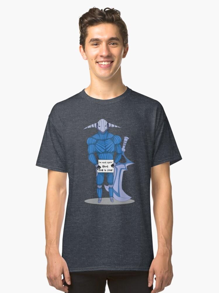Funny Sven Classic T-Shirt Front