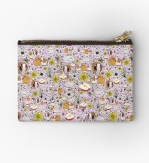Guinea Pigs in Pink Studio Pouch
