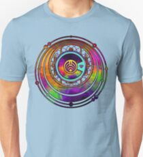 Psychedelic Bassnectar Fractal Colorado Love T-Shirt