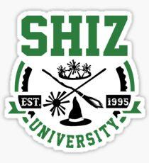 Shiz University - Funny Musical Theatre  Sticker