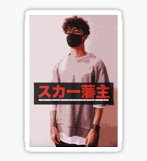 scarlxrd stickers Sticker