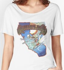 grateful dead california surder Women's Relaxed Fit T-Shirt