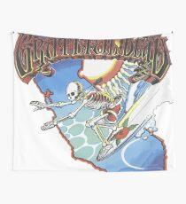 grateful dead california surder Wall Tapestry