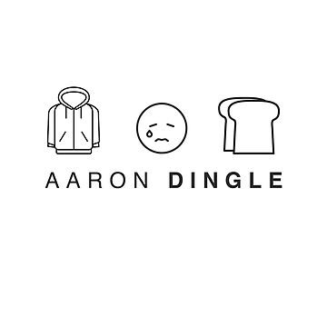 Aaron Dingle | White Background by xloz91x