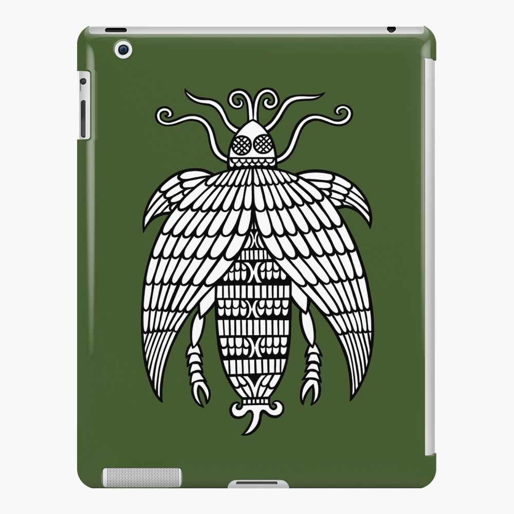 A decorative fly iPad Case & Skin