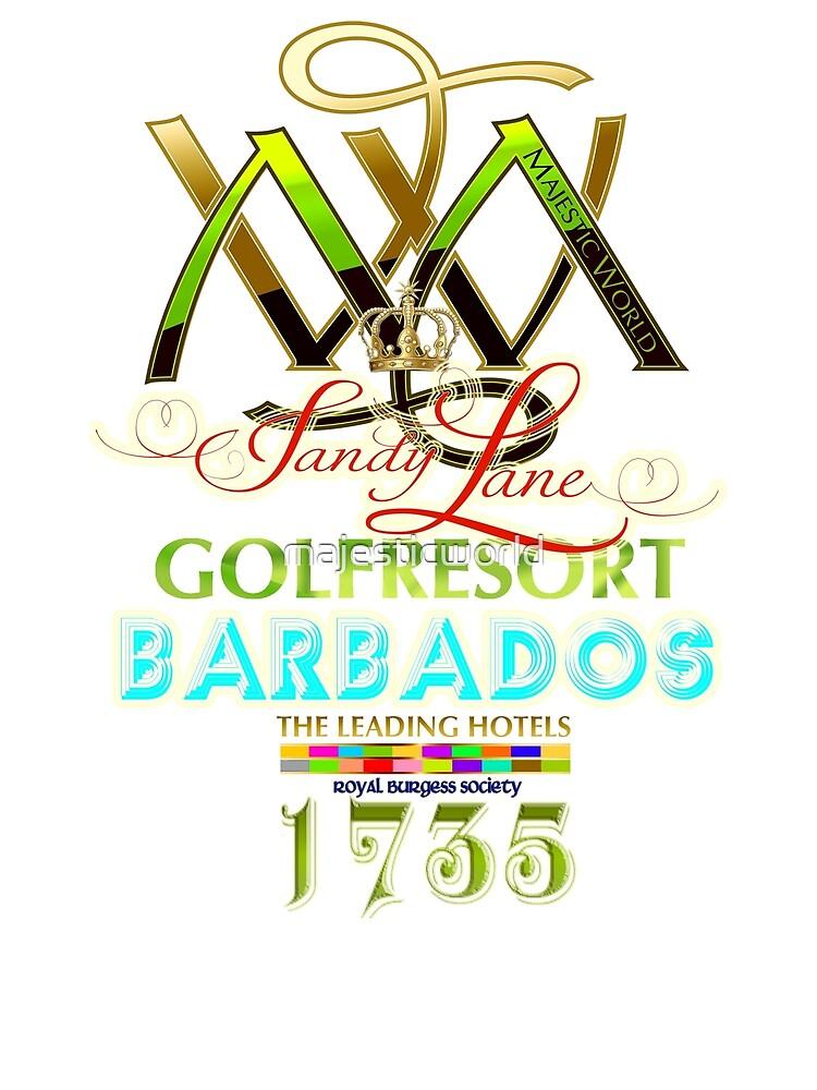 Barbados Sandy Lane Golf Resort from Majestic-world.com by majesticworld