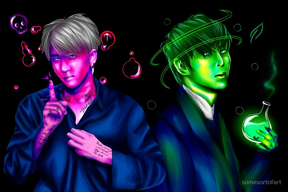 VIXX LR Warlocks by somesortofart