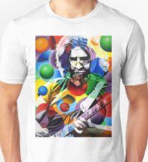Grateful dead jerry garcia art Unisex T-Shirt