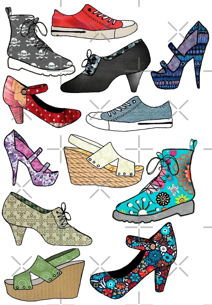 Shoes Design by katherineblower