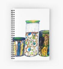 Witch's Kitchen Spiral Notebook