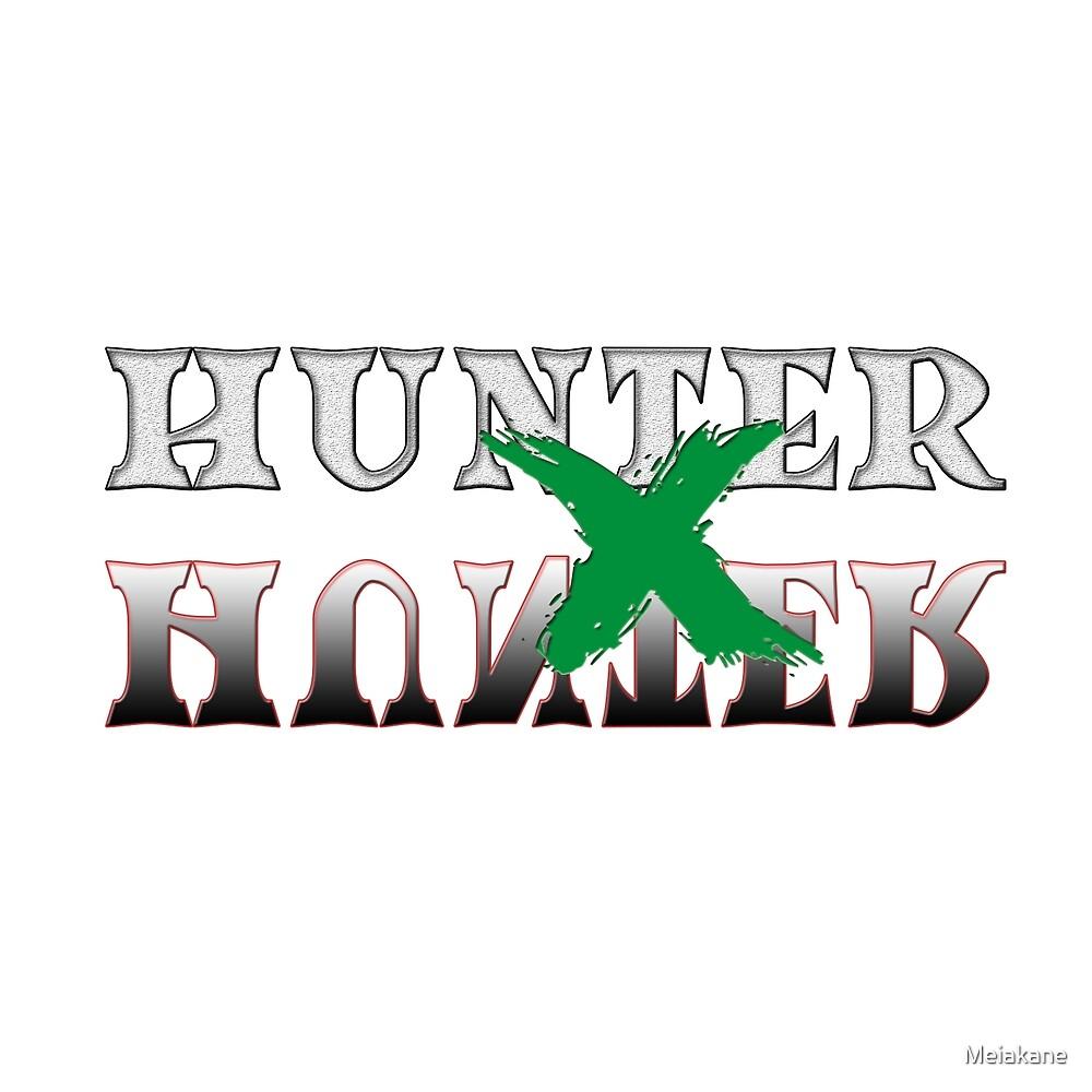 Hunter x Hunter logo by Meiakane