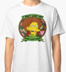 Damn Vegetables Classic T-Shirt