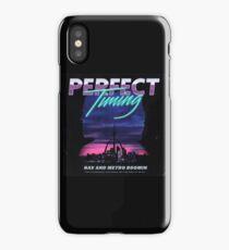 Perfect timing - metro boomin iPhone Case/Skin