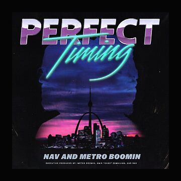 Perfect timing - metro boomin by sallady