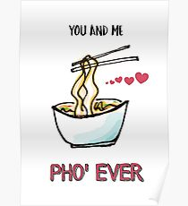 You and Me Pho' Ever Poster