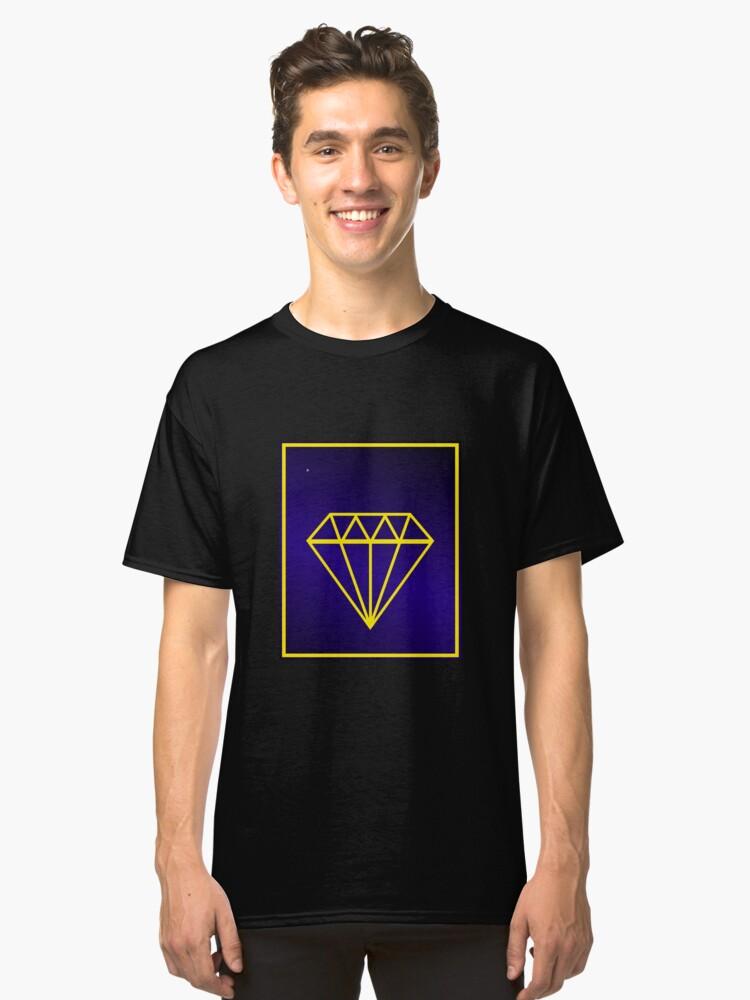 Diamond Classic T-Shirt Front