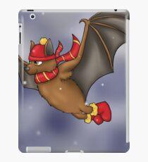 Gryffindor Inspired Winter Bat iPad Case/Skin