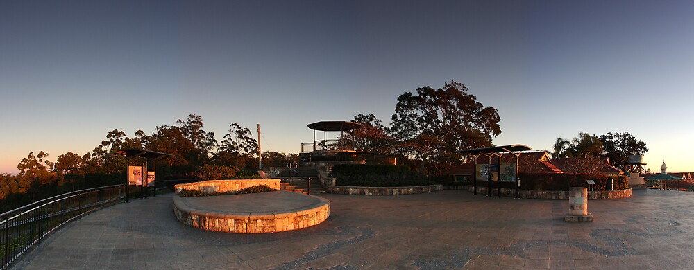 Mty Coot Tha, Brisbane. by David James