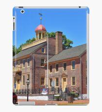 Historic  iPad Case/Skin