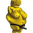 Venus of Strapondorf by Johannes Grenzfurthner
