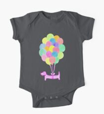 Pup Pup and Away! (Pink) Kids Clothes