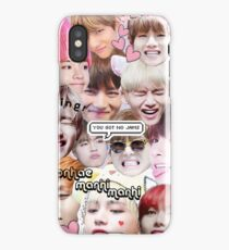 Taehyung - Cutie  iPhone Case/Skin