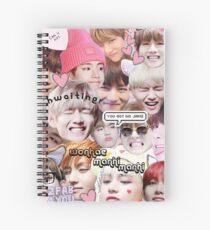 Taehyung - Cutie  Spiral Notebook