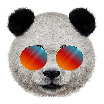 swag panda by nekolaimonev