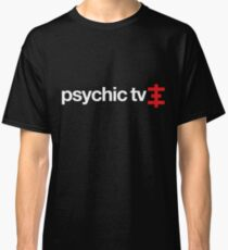 Psychic TV (psychic cross) Classic T-Shirt