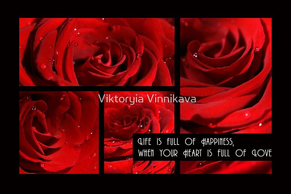 Love by Viktoryia Vinnikava