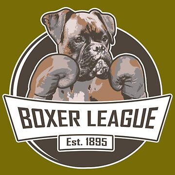 Boxer League by ccleaner89